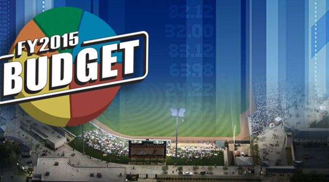 Budget: A vision for the future