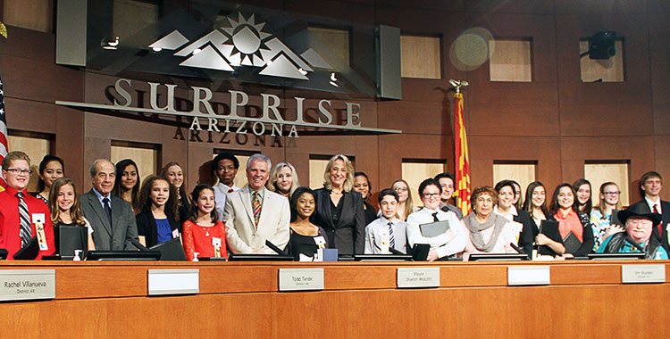Youth Council & City Council