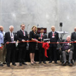 Surprise City Council and Members of IRIS USA cut ribbon