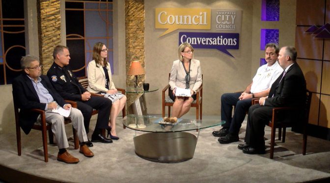 Council Conversations: Nov. 8 GO Bond Election