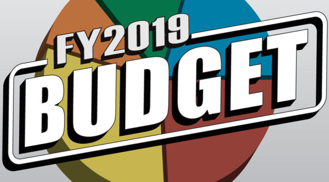 City begins FY19 budget discussions