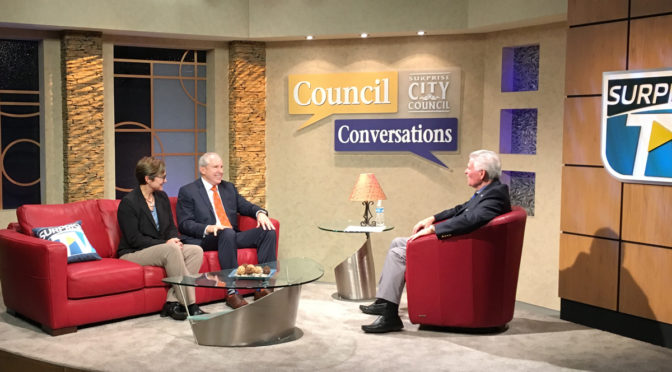 Council Conversations: Ottawa University Growth & New City Manager, Emergency Manager
