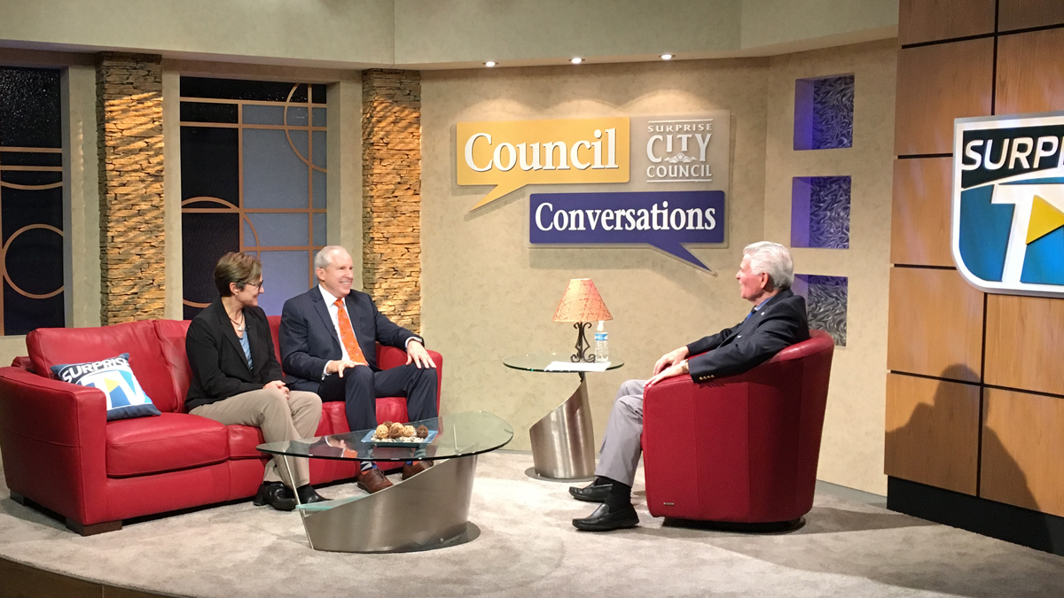 Council Conversations Show image