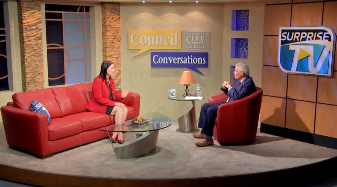 New Council Conversations Show: Economic Development Update