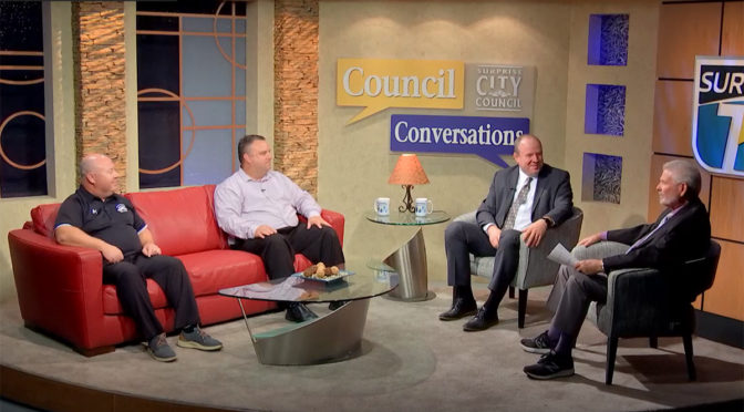 New Council Conversations Show – Education Update
