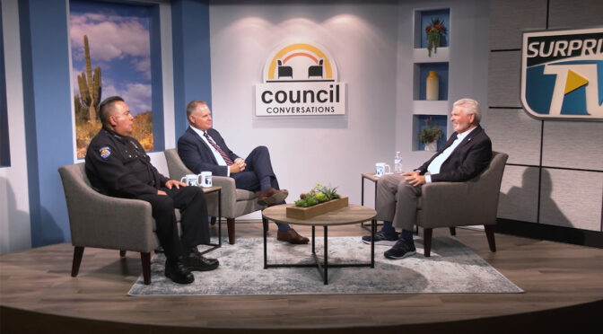 New Council Conversations Show – Our city's policing philosophy & meet Chief Piña
